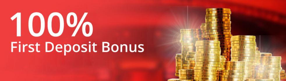 Bonus deposit 100k member baru