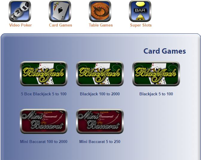 Casino Game Sbobet