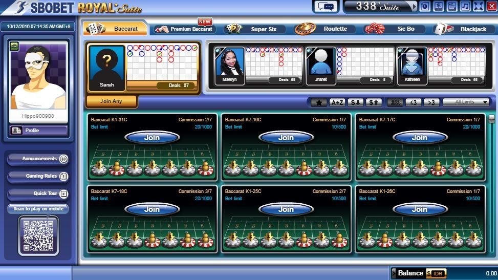 Royal Casino Sbobet